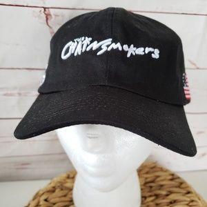 Profound aesthetics Chain smokers ball cap hat